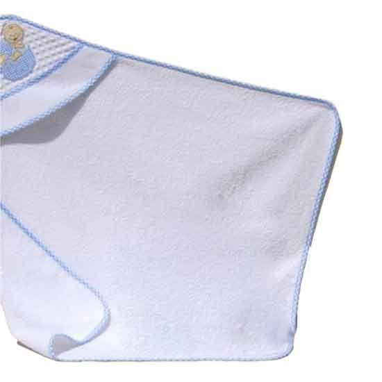 Accappatoio neonato 100% cotone
