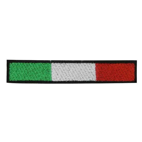 Bandierina lunga tricolore