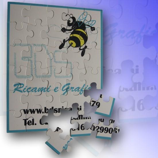 Puzzle piccolo (30 pz.) con foto personalizzata