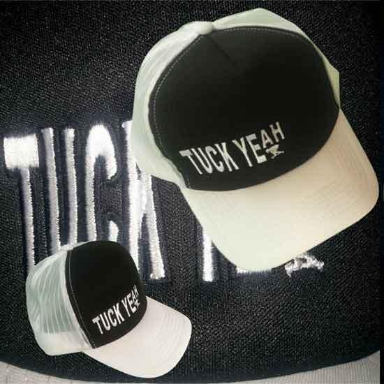 "Cappello Trucker - TUCK YEAH ""Mini Logo"""