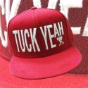 Cappello SnapBack visiera piatta - TUCK YEAH