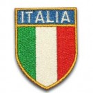 Scudetto Italia tricolore