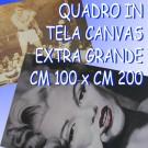 Quadro in tela con la tua foto preferita (EXTRA GRANDE)