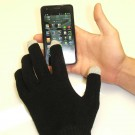Guanti Touchscreen Capacitivi per Smartphones